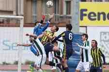 Fenerbahçe 1-2 Sakarya Spor İbrahim Can Köse Golü Attı.