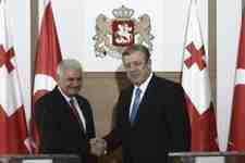 Türkiye-Gürcistan Ydsk Toplantısı!!