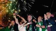 Bu Mutluluk Anlatılmaz Yaşanır Şampiyon Sakaryaspor