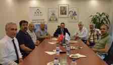 Sakarya Muhtarlar Federasyonu Başkanı Sedaş'a Taleplerini İletti!!