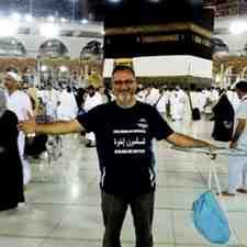 Alişan Mekke'den Vefat Eden Kışlaçay'lılara Dua Etti!!!