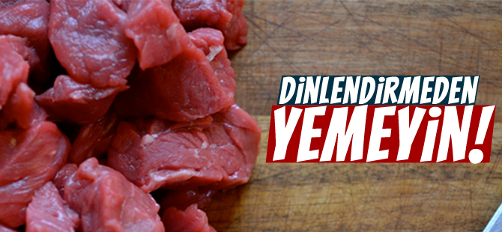 Kurban eti tüketiminde doğru bilinen yanlışlar