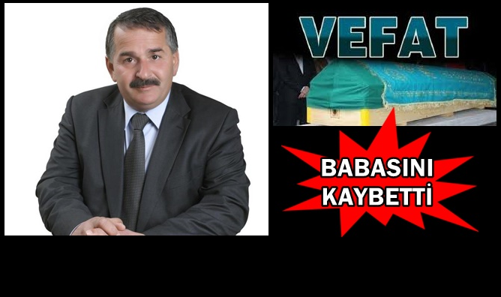 Arifiye Belediye Başkanı İsmail Karakullukçu Babasını Kaybetti!!!