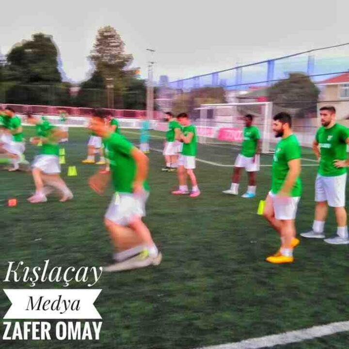 Basın Sözcüsü (Kışlaçayspor)'da Gelişmeleri Bildiriyor!!