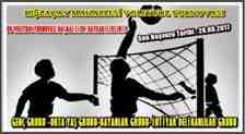 Kışlaçay Mahallesi Gençliğinden Voleybol Turnuvası Etkinliği Davet!!