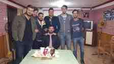 Gençlik Kahvehanesinde Samet'in Doğum Günü Pasta Sürprizi!!