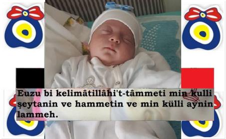 Hoşgeldin Bebek Kerem Yılmaz (MAŞALLAH)