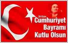 Kışlaçay Medya : Cumhuriyetimizin 94. Yılı Kutlu Olsun!