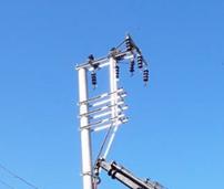 Kışlaçay'dan Sonra Elektrik Hatları Boğazköy'de Yenileniyor!