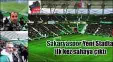 Kışlaçay'lı Tatangalar Sakarya Atatürk Stadında!