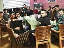 Kışlaçay Köyü Gençliği 1. İstişare Toplantısı Gerçekleştirdi!!