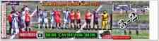 Kışlaçayspor 3-2 Hendekdereköyspor (Maç Özeti)