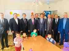 Komşu Mollaköy'de  Kuran Kursu Açıldı!!