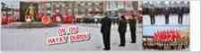 Demokrasi Meydanın'da Gazi Mustafa Kemal Atatürk Yad Edildi!!