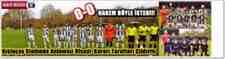 Kışlaçayspor 0-0 TSDemirspor Yan Hakem Böyle İstedi!!