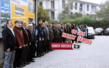 Arifiye Belediyesi Anma Töreni Düzenledi…09:05 Geçe Hayat Durdu!!