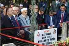 Muhammet Fatih Safitürk Şehidimiz Kabri başında Anıldı!!