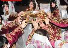 Gürcü Kültüründe Evlenme Geleneği Nasıldı!