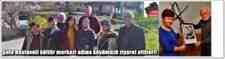 Şota Rustaveli kültür merkezi adına köyümüzü ziyaret ettiler!!