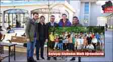 Kışlaçay'lı Gençler Ahmet Ali Kul Hocalarını Ziyaret Ettiler!!