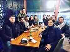 Kışlaçay Köyü Gençliği Askerlerimizle Sohbet İçin Bir Arada!!