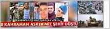 AFRİN'DE 8 ASKER ŞEHİT OLDU!!ALLAH RAHMET EYLESİN