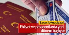 Pasaport Ve Ehliyet Artık Nüfus Müdürlüklerin'den Alınacak!