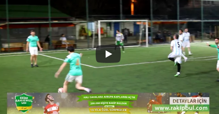 Kışlaçay Spor 8-1 Black Eagles / SAKARYA / iddaa Rakipbul Ligi 2018