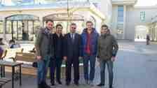 İmam Ahmet Ali Kul İlçemiz Arifiye Merkez Camii'ne Atandı!!