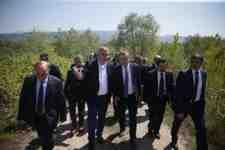 İlimize Gelen Bakan BAK,Mollaköy'de İncelemelerde bulundu!!