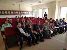 Arifiye'de Nisan Ayı Muhtarlar Toplantısı Yapıldı.