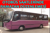 Kışlaçay – Mollaköy Halk Otobüsü Ramazan Ayı Saatleri!!