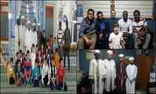 Arifiye Merkez Camisi'nde 4 imam ile teravih namazı kılındı!