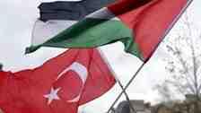 Türkiye'de Filistin İçin 3 Günlük Yas İlan Edildi