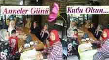 Omay Sülalesi Anneler Günü Yemeğinde Bir Araya Geldi!