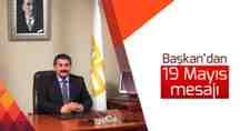 Arifiye Belediye Başkanı KARAKULLUKÇU'dan 19 Mayıs Mesajı