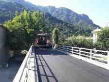 Doğançay Mahallesi Köprüsü Asfaltlandı Ulaşım Açıldı!