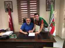 Gururumuz İbrahim Can Köse Bayrampaşaspor'da!