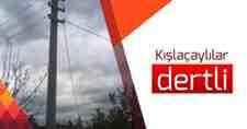 Kışlaçay Mahallesin'de Elektrik Kesintileri Vatandaşları İsyan Ettirdi!