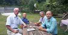 Muhtara CHP Arifiye yönetiminden Umre ziyareti!