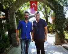Kışlaçay Gençlik Başkanı Alşan'dan Oğuzhan Omay'a Ziyaret!