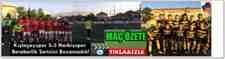 Kışlaçayspor 3-3 Harbişspor Beraberlik Serisini Bozamadık!