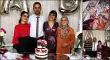 Ayşenur Şen& Berkay Özköse'den İlk Adım!Hayırlı Olsun