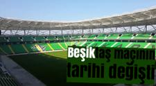 Beşiktaş-Sakaryaspor ile Dostluk Maçı İçin 21 Kasım'da Geliyor!