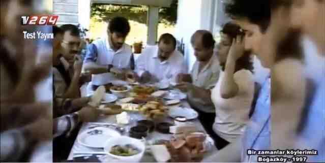 Boğazköy Mahallesi 1997 Köyümüz Köylümüz Programı!