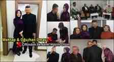 Mehtap & Oğuzhan Omay Çiftinden İlk Adım!Hayırlı Olsun