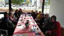 Kışlaçay Sevdası Kadın Kolları Üyeleri Serdivan'da Bir Araya Geldi!