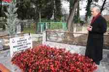 Bakan SOYLU,Arifiye'de Safitürk'ün Kabrini Ziyaret Etti!