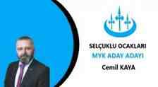 Cemil Kaya Selçuklu Ocakları'na MYK Aday Adaylığı Başvurusunu Yaptı!
