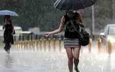 Saski'den Sağanak Yağış Uyarısı Geldi!